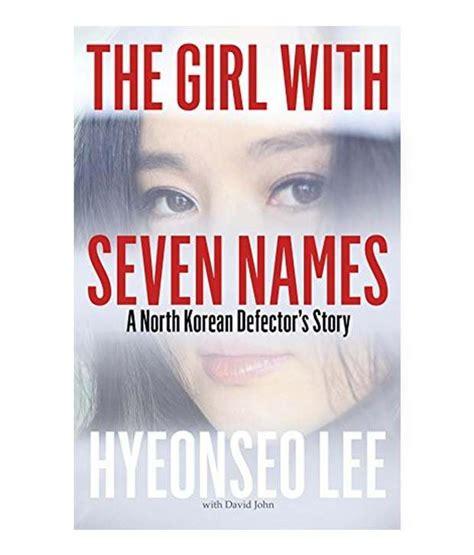 0007554850 the girl with seven names the girl with seven names buy the girl with seven names