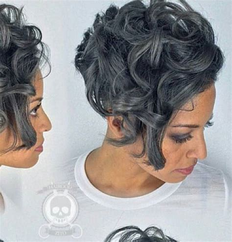 long pixie cuts for black women 18 textured styles for your pixie cut popular haircuts