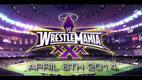 theme song wrestlemania 30 wrestlemania wallpaper wallpapersafari