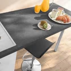Nice Peinture Sol Pas Cher #8: Plan-de-travail-stratifie-en-gris-ardoise-castorama.jpg