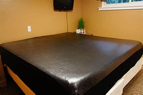 nuru sheets nuru mattress waterproof full grey buy