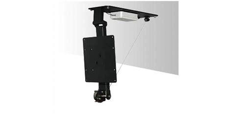 Support Tv Motorisé Plafond by Mecatronica 2 Mecbook50 Supports Tv Plafond Sur Easylounge