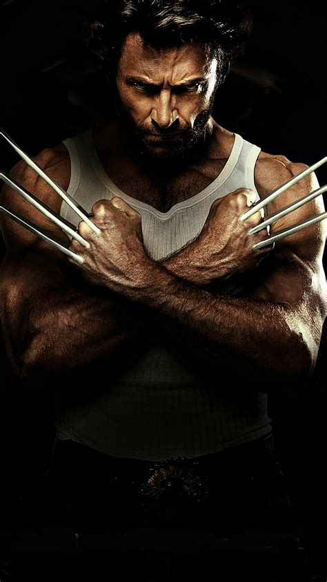 wolverine  iphone  wallpapers hd