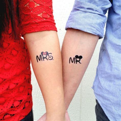 50 tattoo ideen f 252 r p 228 rchen von romantisch bis puristisch