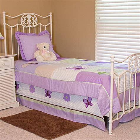 lavender twin bedding buy pam grace creations lavender butterfly twin bedding