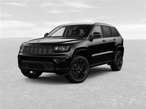 jeep grand cherokee all black new 2018 jeep grand cherokee altitude 4x4 inventory