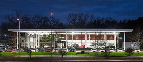 lexus dealership design lexus of omaha dealership morrissey engineering