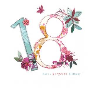 black olive 18th birthday cards from postmark online