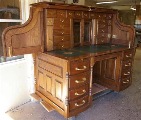 Oak Computer Desks For Sale Oak Roll Top Computer Desk For Sale