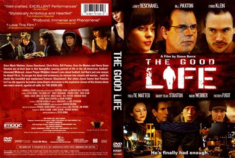 good biography movie the good life movie dvd scanned covers the good life