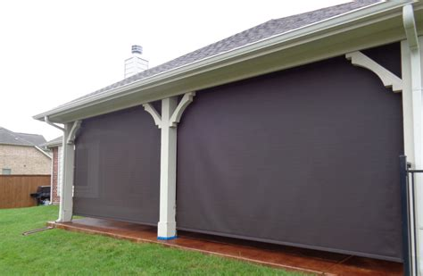 how do retractable awnings work shade works of texas retractable shades and awnings