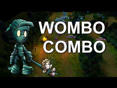 Wombo Combo Meme - wombo combo