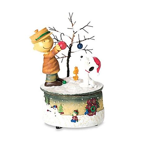 buy 8 inch charlie brown and snoopy decorating the