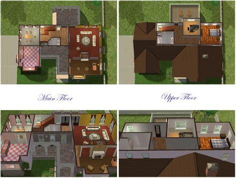 Mod The Sims 4362 Wisteria Lane Desperate House Plans