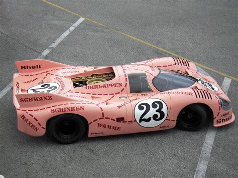 Porsche 917 Pink Pig porsche 917 20 quot pink pig quot 1971 concept cars