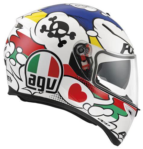 new agv launch 2014 k3 sv helmet visordown