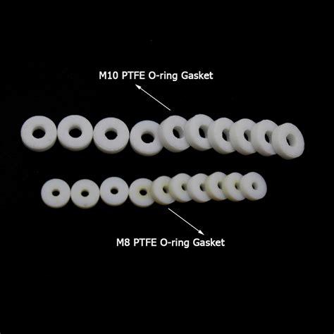 Teflon Pcp high pressure ptfe m8 m10 o ring air seal sealing for mini