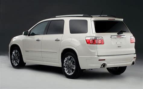 how make cars 2011 gmc acadia seat position control gmc acadia denali 2011 cars entertainment