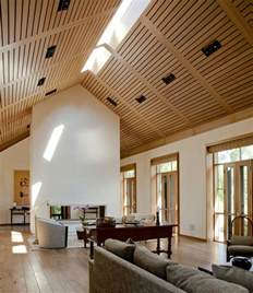 65 unique cathedral and vaulted ceiling designs in living