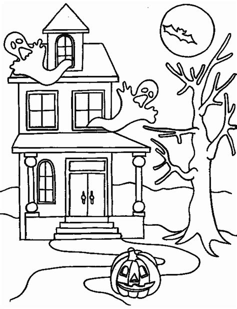 decorated house coloring pages dessins de manoirs hant 233 s 224 colorier