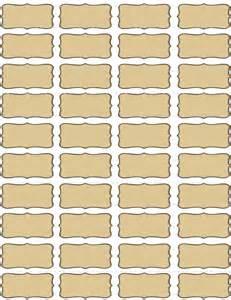 potion label template digital collage sheet blank vintage 1800 s