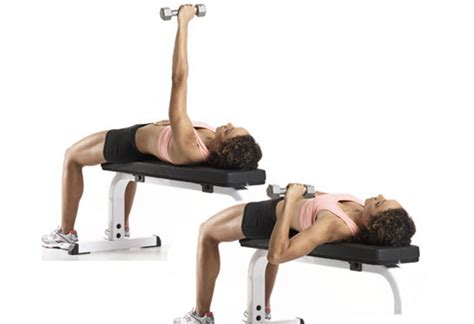 single arm dumbbell bench press the benefits of adding unilateral training to your workout