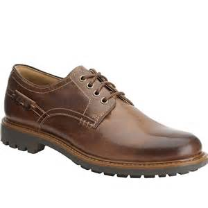Clarks Shoes Clarks Montacute Shoes Brown Derby Charles Clinkard
