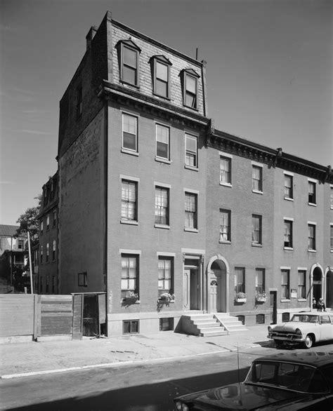 Philadelphia County Records File Eakins House 1729 Mount Vernon Philadelphia Philadelphia County