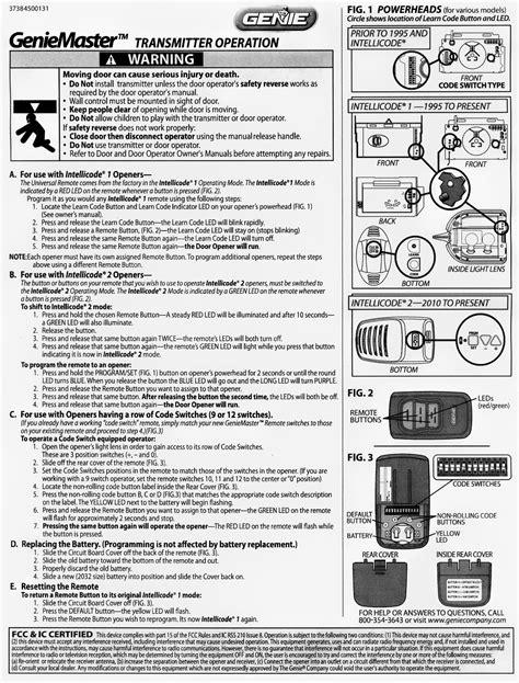 Download Free How To Program Overhead Garage Door Remote Overhead Door Programming