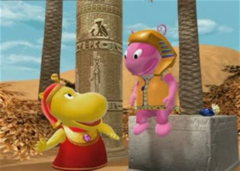 Backyardigans Of The Nile The Gallery For Gt The Backyardigans The Key To The Nile