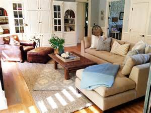 Ideas For Pottery Barn Family Room Design Before And After A Light And Lovely Family Room Makeover Pottery Barn