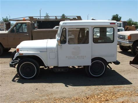 Used Mail Jeeps For Sale Government Auctions 11 18 07 11 25 07 Archives