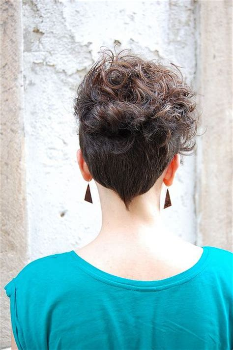 hairstyles from the back of head shaved back of head haircuts short hairstyle 2013