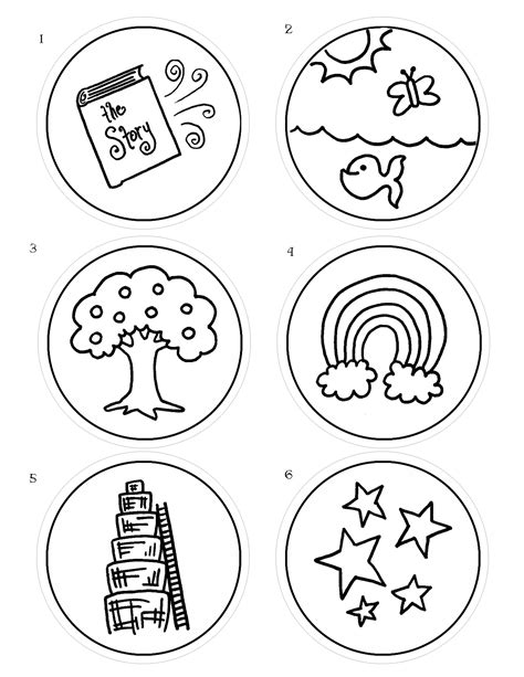 free printable advent ornaments easy advent idea with the jesus storybook bible all