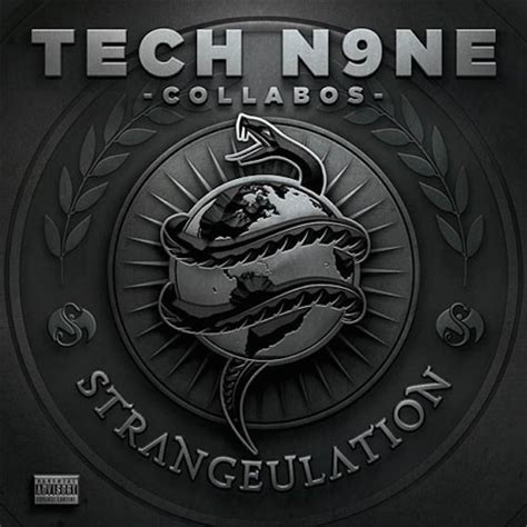 best tech n9ne album tech n9ne collabos quot strangeulation quot release date cover