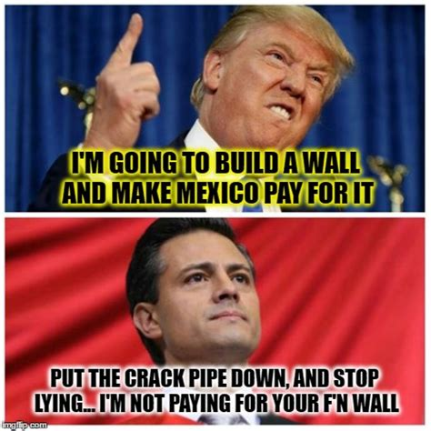Mexican Wall Meme