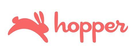 hopper closes  series  announces   flights sold