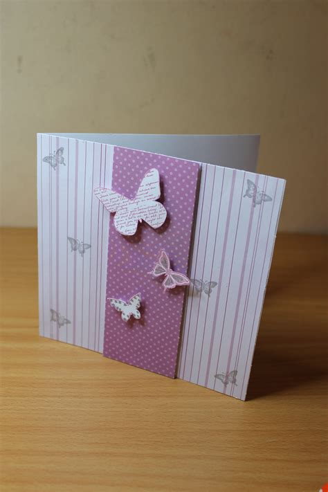 Handmade Easy Cards - different greeting handmade cards collection