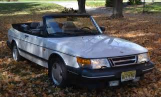 how things work cars 1993 saab 900 electronic valve timing 1993 saab 900 turbo convertible 2 door 2 0l white