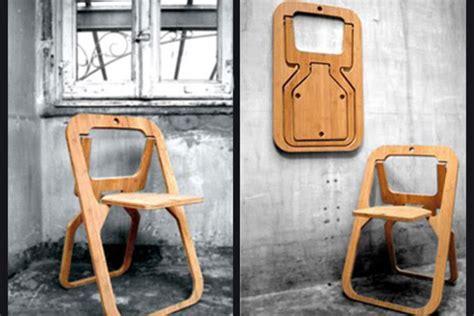 fabriquer une chaise une chaise pliante nomm 233 e desile
