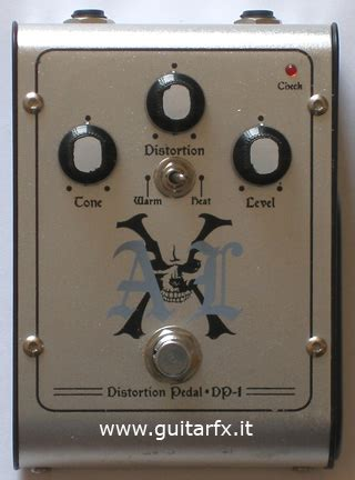 Pedal Axl dp 1 guitar effects