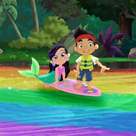 jake and the neverland pirates wallpaper apexwallpaperscom jake x marina the mermaid images jake and the neverland
