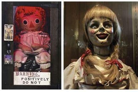 film paling sedih sedunia museum paling horor sedunia isinya boneka annabelle