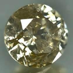 Cincin Emas Berlian 100 Garansi Asli berlian alami brownish yellow cut 0 24 carat harga promo