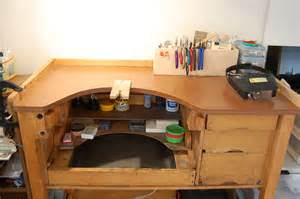 jewelry work bench woodwork jewellers bench design pdf plans