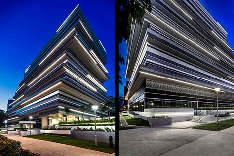 limitless industrial office building in redefining the industrial building typology indesignlive
