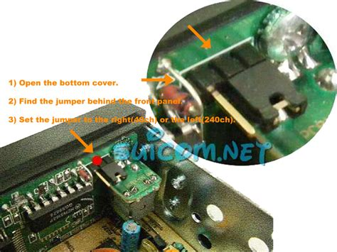 Modification Cb Radio by Www Cbradio Nl Pictures Modification And Specifications