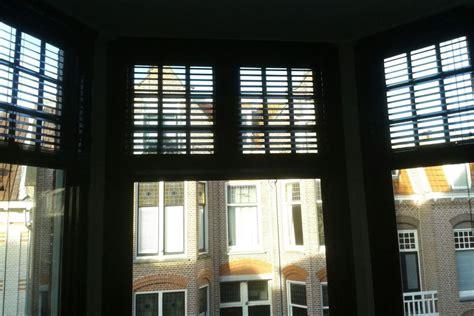 houten jaloezie utrecht houten jaloezie 235 n voor woning in utrecht