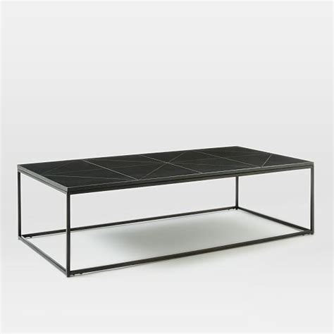west elm etched granite coffee table 25 best ideas about granite coffee table on pinterest