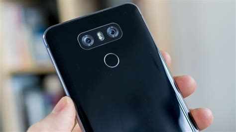 Lg G6 New Segel Black lg g6 review a masterful marriage of hardware and software pc advisor